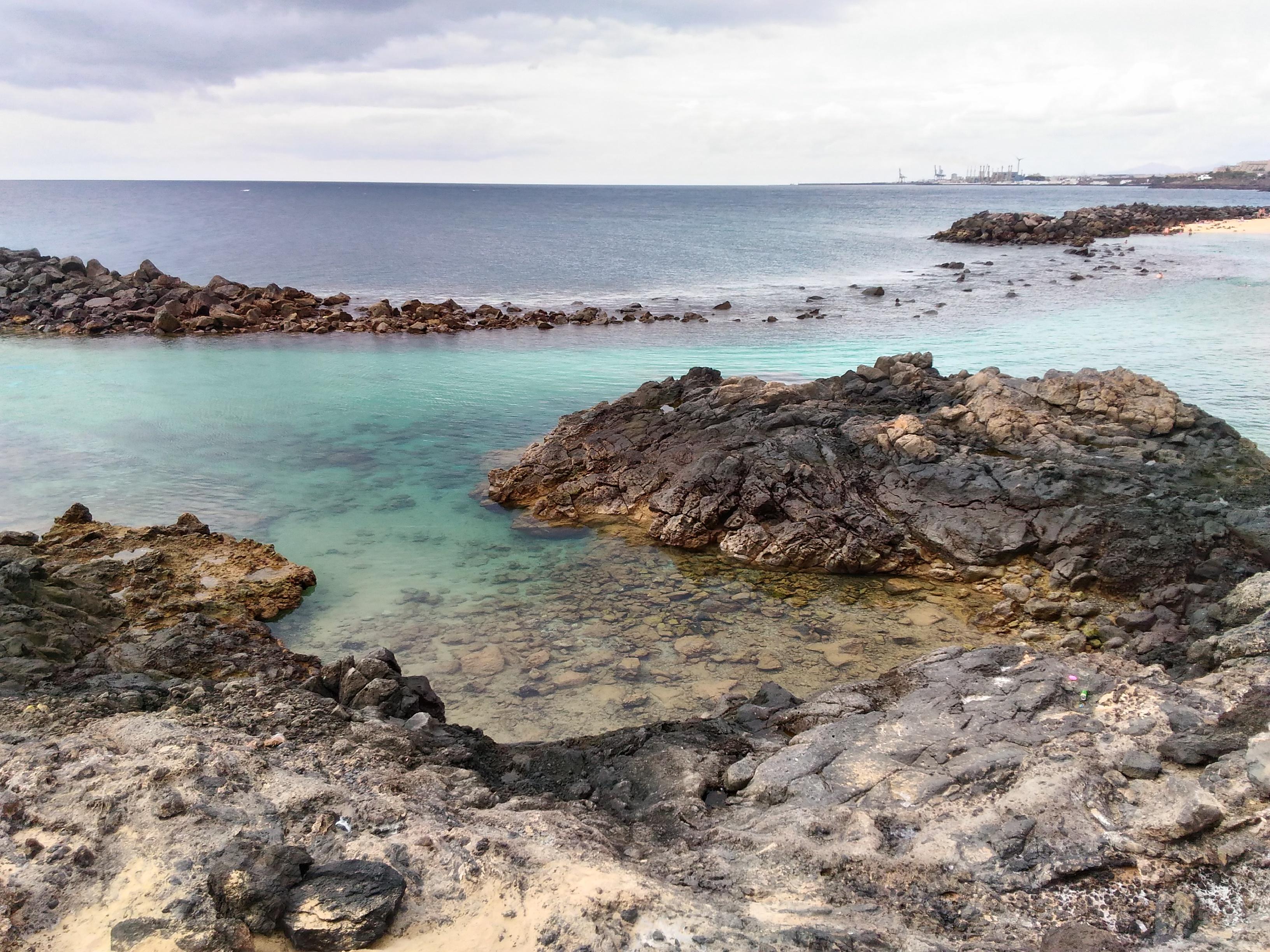 Voyage à Lanzarote (Iles Canaries)