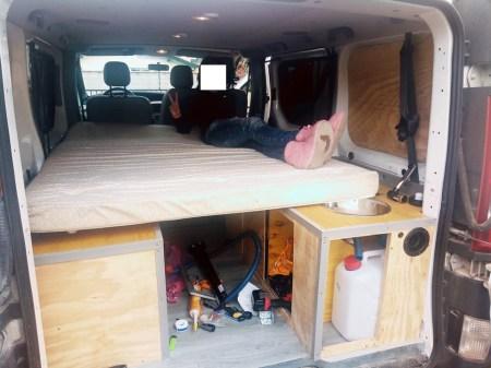 Ajout du lit adulte 140x190cm