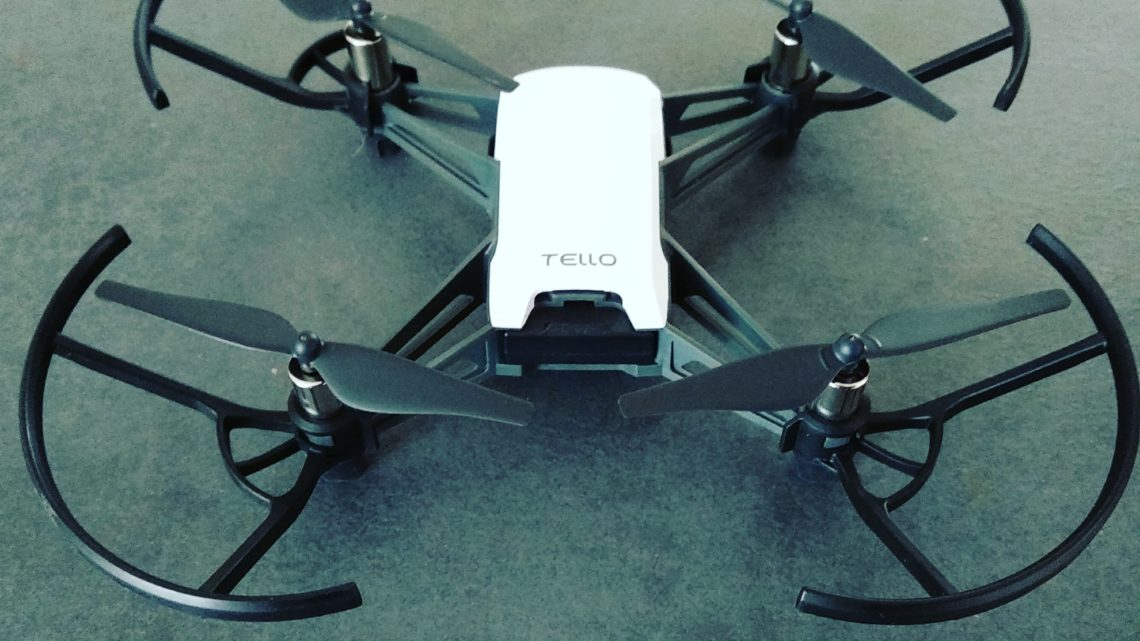 Drone DJI Tello – Budget -100€