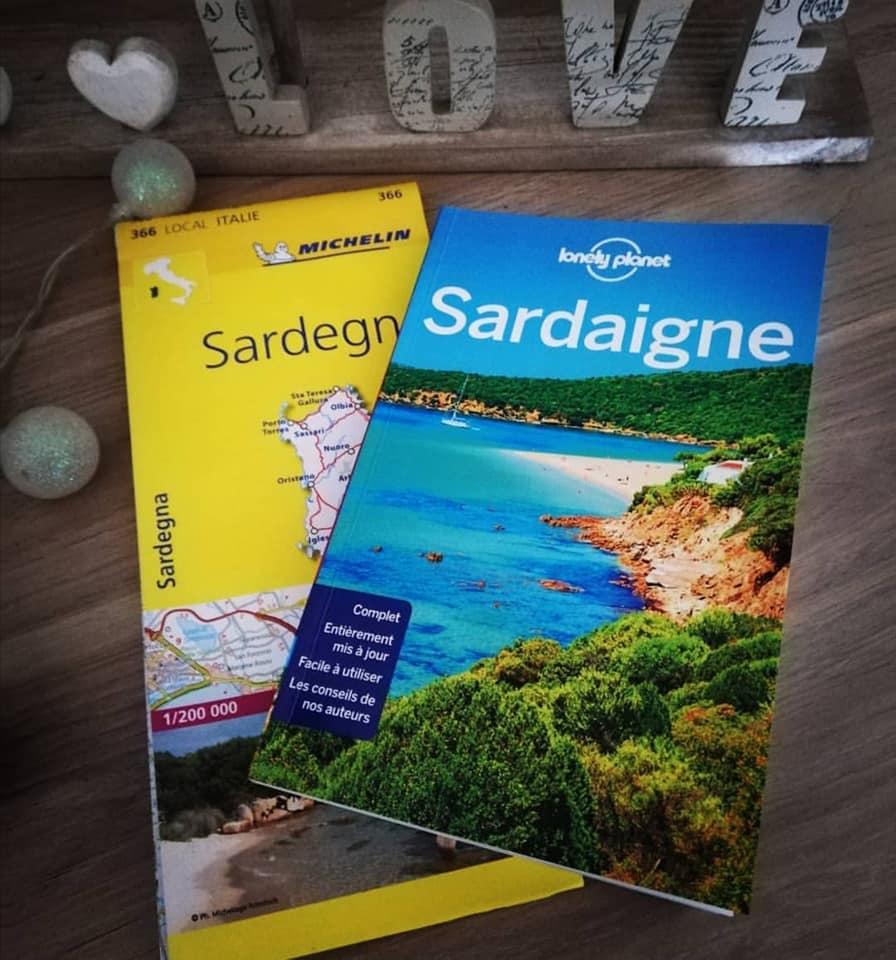 Préparation de notre Road-Trip en Sardaigne