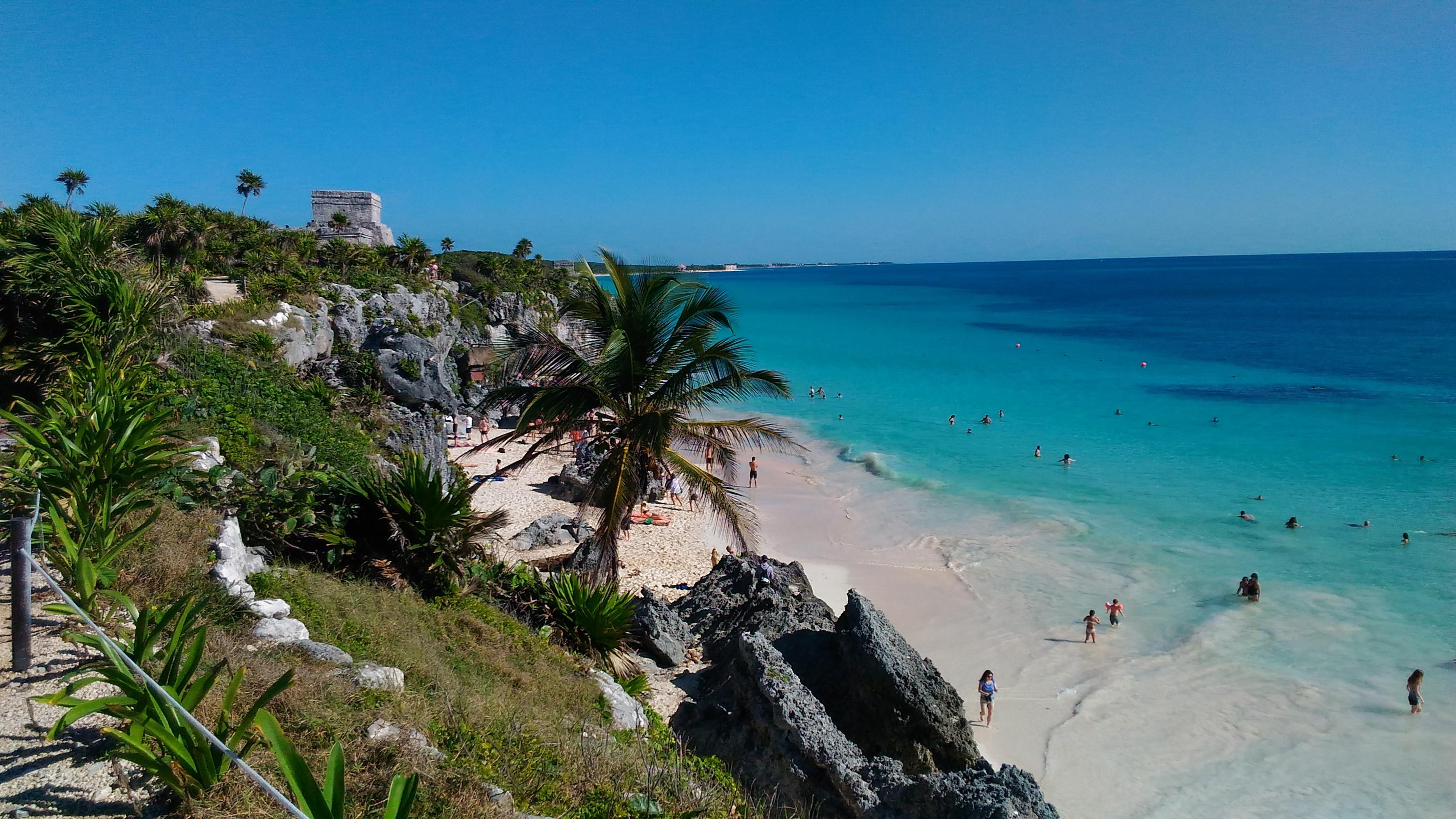 Mexique : Tulum et ses environs