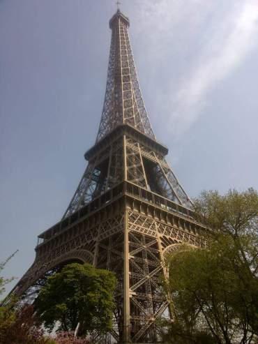 Week-End prolongé à Paris