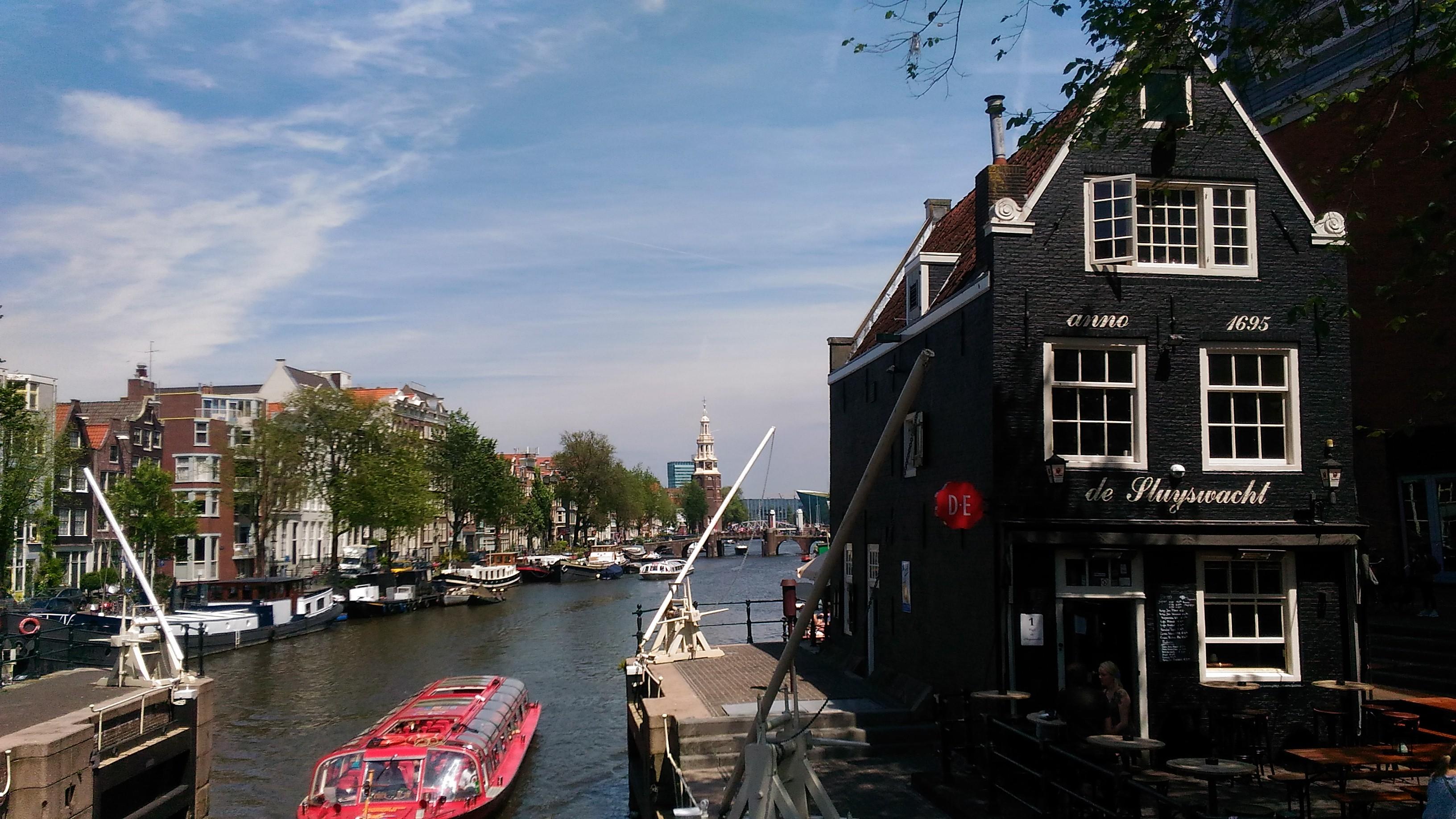 Un Week-end entre filles à Amsterdam