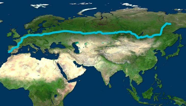 Le plus long roadtrip par voie terrestre