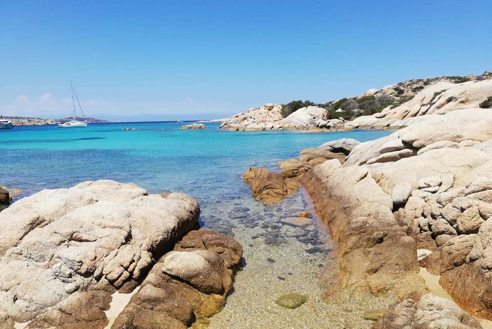 La découverte de l'Archipel de Maddalena