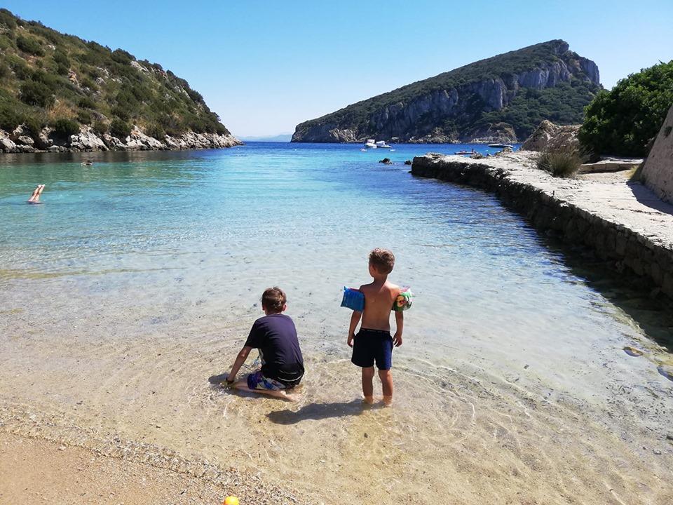 La côte Nord Est de la Sardaigne