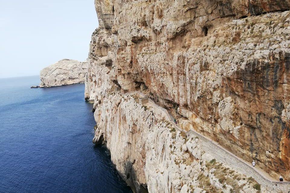 La côte Nord Ouest de la Sardaigne